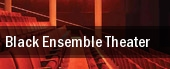 Black Ensemble Theater tickets