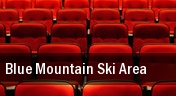 Blue Mountain Ski Area tickets