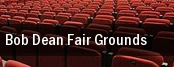 Bob Dean Fair Grounds tickets