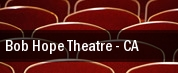 Bob Hope Theatre tickets