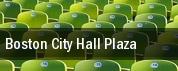 Boston City Hall Plaza tickets