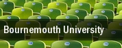 Bournemouth University tickets