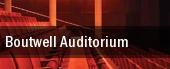 Boutwell Auditorium tickets