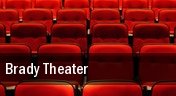 Brady Theater tickets