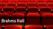 Brahms Hall tickets