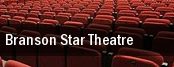Branson Star Theatre tickets