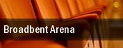 Broadbent Arena tickets