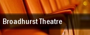 Broadhurst Theatre tickets