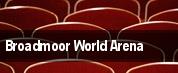 Broadmoor World Arena tickets