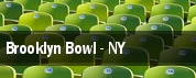 Brooklyn Bowl tickets