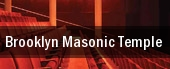 Brooklyn Masonic Temple tickets