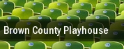 Brown County Playhouse tickets