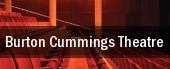 Burton Cummings Theatre tickets