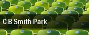 C.B. Smith Park tickets