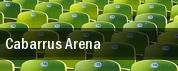 Cabarrus Arena tickets