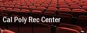 Cal Poly Rec Center tickets
