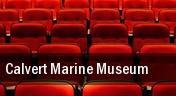 Calvert Marine Museum tickets