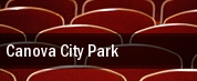 Canova City Park tickets