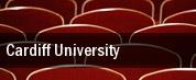 Cardiff University tickets
