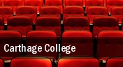 Carthage College tickets