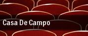 Casa De Campo tickets