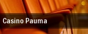 Casino Pauma tickets