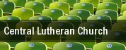 Central Lutheran Church tickets