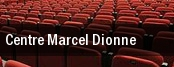 Centre Marcel Dionne tickets