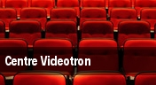 Centre Videotron tickets