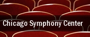 Chicago Symphony Center tickets