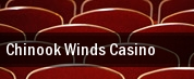 Chinook Winds Casino tickets