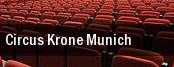 Circus Krone Munich tickets