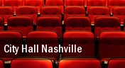 City Hall Nashville tickets