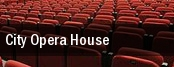 City Opera House tickets