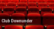 Club Downunder tickets