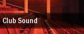Club Sound tickets