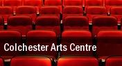 Colchester Arts Centre tickets