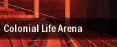 Colonial Life Arena tickets