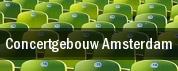 Concertgebouw Amsterdam tickets