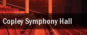 Copley Symphony Hall tickets