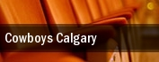 Cowboys Calgary tickets