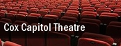 Cox Capitol Theatre tickets