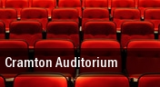 Cramton Auditorium tickets