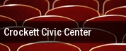 Crockett Civic Center tickets