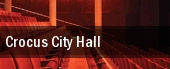 Crocus City Hall tickets