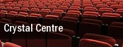 Crystal Centre tickets