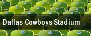 Dallas Cowboys Stadium tickets