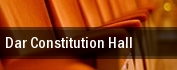 DAR Constitution Hall tickets