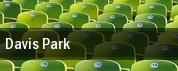 Davis Park tickets