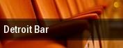 Detroit Bar tickets